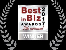 WinWire Wins Silver in Best in Biz Awards 2017
