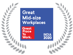 WinWire is ranked #19 among India's Great Mid-size Workplaces 2020
